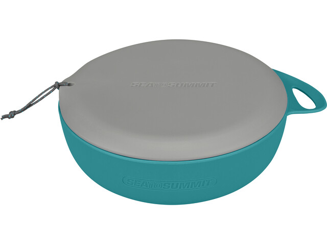 Sea to Summit Delta Bowl with Lid, pacific blue